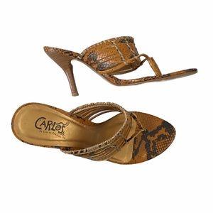 Carlos by Carlos Santana Huntress Heel Sandals